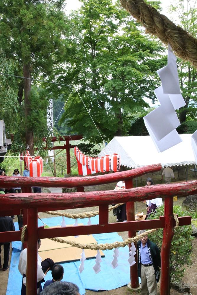 金ヶ沢稲荷神社例祭_c0111229_1842094.jpg