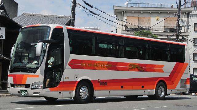 帝産観光バス~エアロクイーン「NEW METEOR」_a0164734_239249.jpg