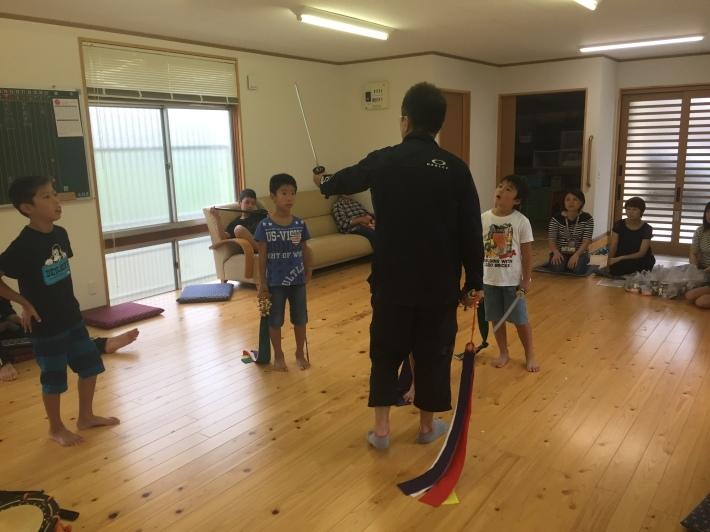 子ども神楽練習♪_b0115751_12284740.jpg