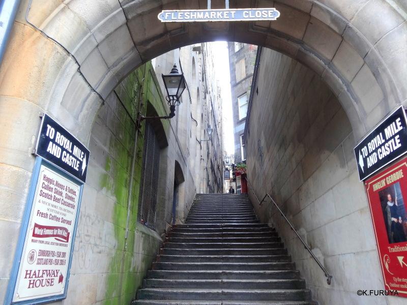 スコットランド・エディンバラ街歩き1_a0092659_23033158.jpg