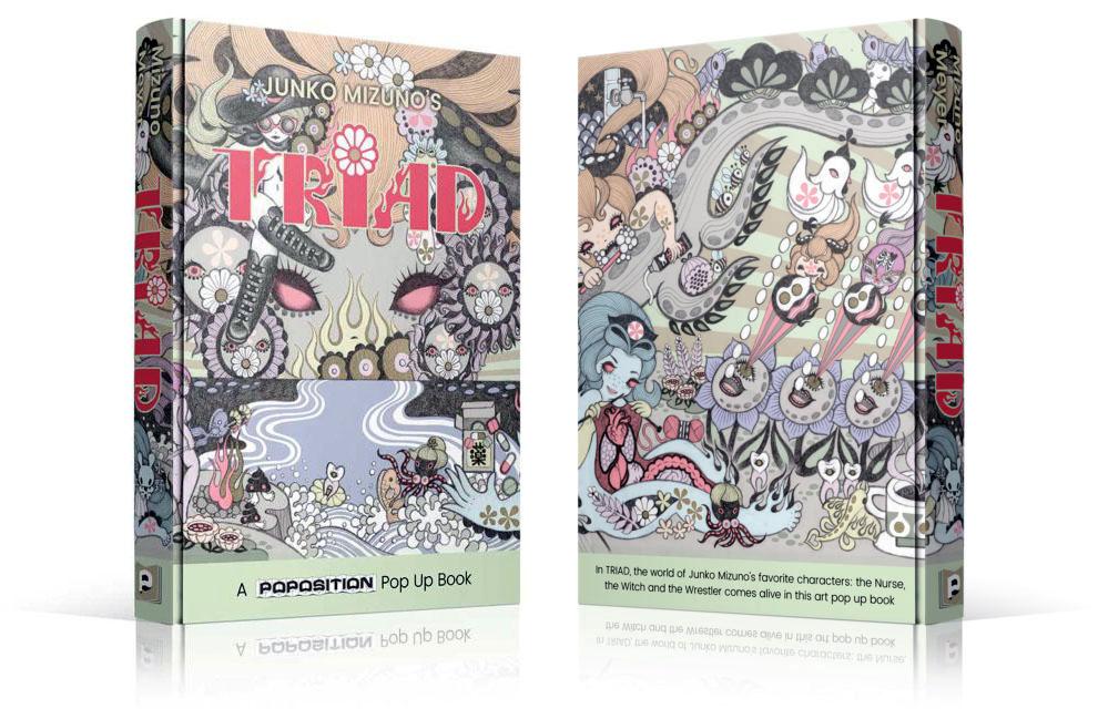 Junko Mizuno's Triad Pop Up Book_c0155077_2314226.jpg