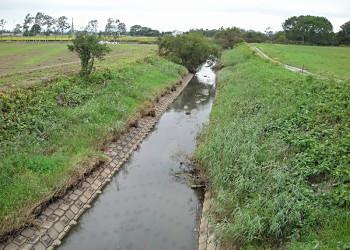 南幌フットパス(3)幌向運河沿いを西へ_f0078286_11201385.jpg
