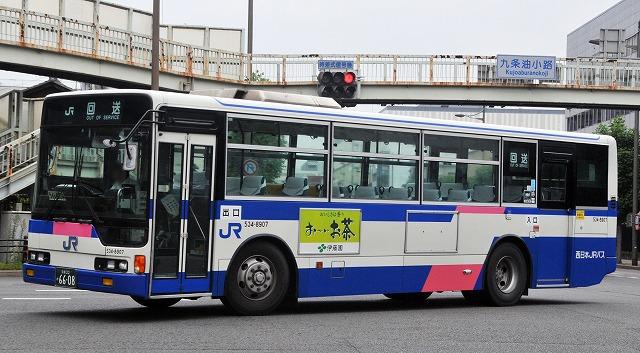 西日本JRバス~ニューエアロスター  534-8907_a0164734_2322357.jpg