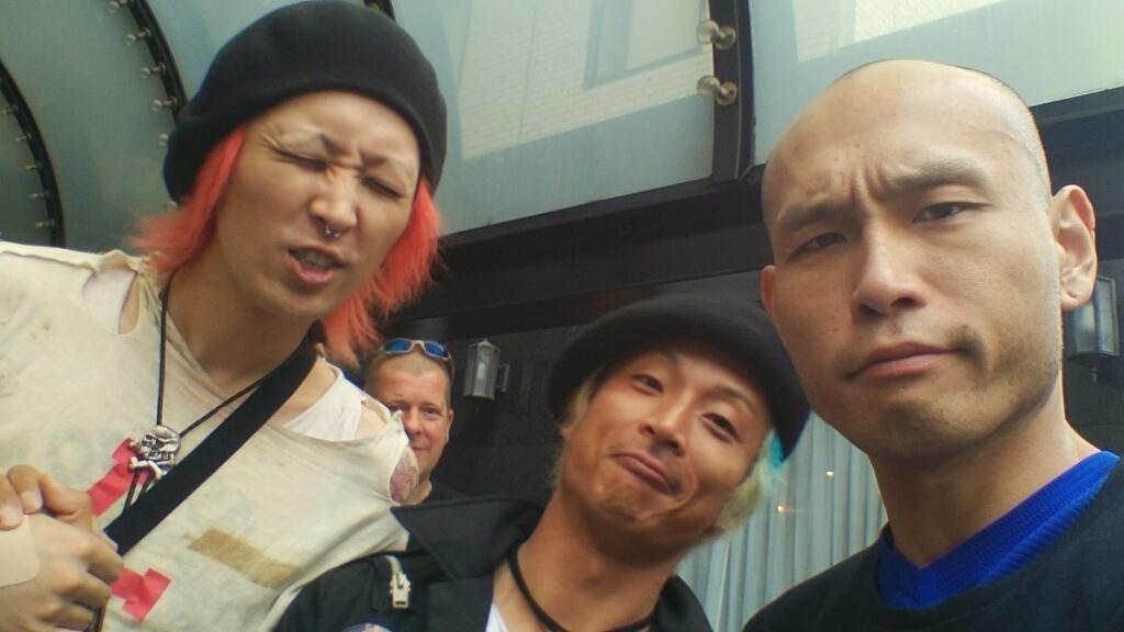 【泣いても笑っても】The Last Resort 広島&ナゴヤ&東京‼【明日は町田で待っとるわ】_c0308247_22063343.jpg