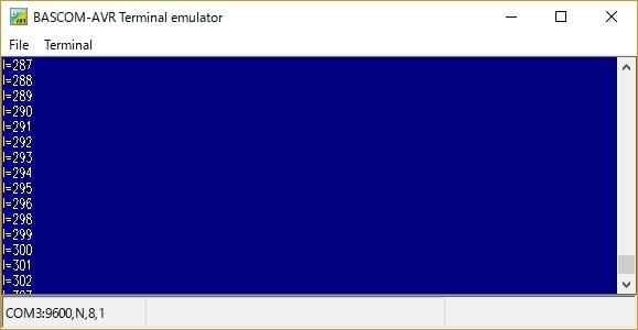 Japanino ArduinoISPで ATtiny13 で RS-232C (22) (9/23)_a0034780_18515870.jpg