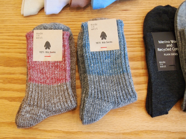 『shoes & socks』~made in west~_a0253688_18265664.jpg