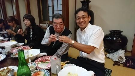 河口湖製造部 新入社員歓迎会♪_c0193896_16501224.jpg