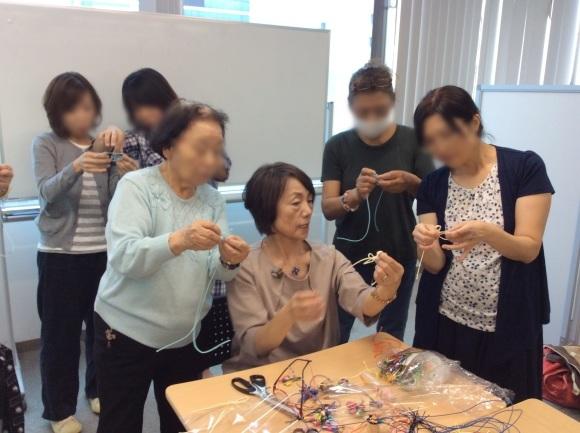 韓国の組紐「メドゥプ」の体験会レポート_c0357605_10392724.jpg