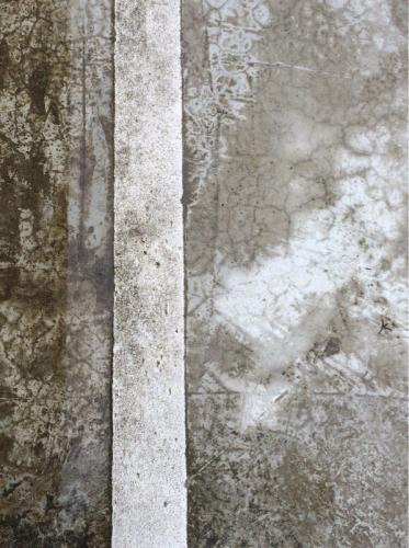 雨上がりのコンクリートがおもしろくて、つい撮ってしまった!シリーズ  #1_f0155808_11331925.jpg