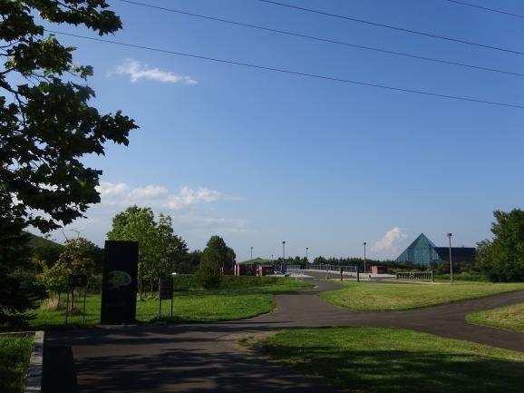 札幌で夏休み その13 モエレ沼公園へ_e0230011_19411026.jpg