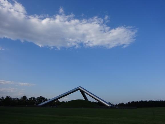 札幌で夏休み その13 モエレ沼公園へ_e0230011_19442034.jpg
