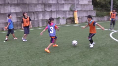 ゆるUNO 9/22(木・祝) at UNOフットボールファーム_a0059812_22372975.jpg