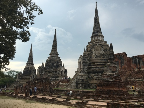 【Bangkok】タイに行きタイをやってみた(2)_a0005524_18483604.jpg
