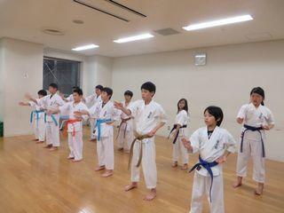 土曜日空手 宮の沢教室・麻生道場_c0118332_22575096.jpg