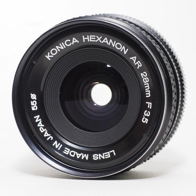 Hexanon AR 28mm F3.5_c0109833_16445122.jpg