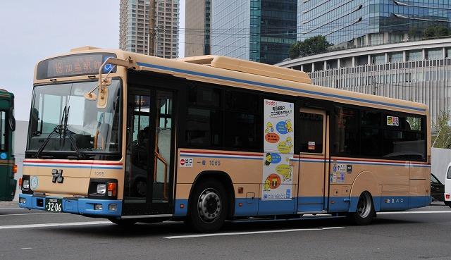 阪急バス~ブルーリボンⅡワンステップバス  1065_a0164734_23295059.jpg
