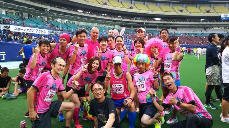 アクトス6時間リレーマラソン2016 in ナゴヤドーム_a0260034_20183608.jpg