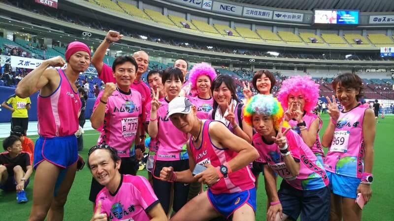 アクトス6時間リレーマラソン2016 in ナゴヤドーム_a0260034_20183682.jpg