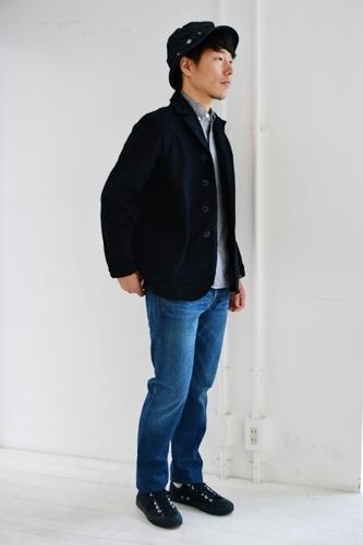 4Button Jacket&Painter Pants_e0247148_13420539.jpg