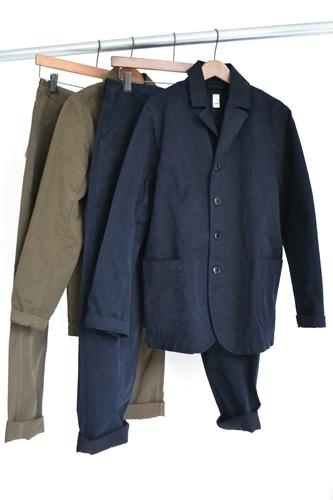 4Button Jacket&Painter Pants_e0247148_13420587.jpg