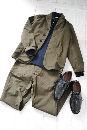 4Button Jacket&Painter Pants_e0247148_13422277.jpg