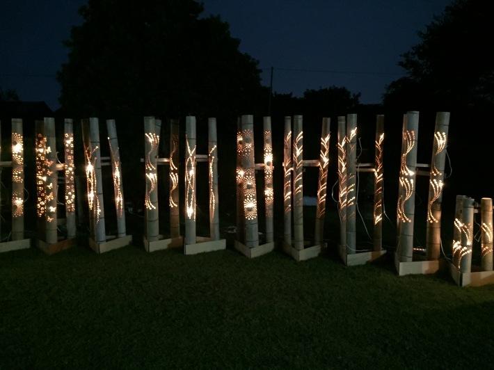 第11回音と光の祭典 in 宮崎兄弟生家♪_b0115751_22462592.jpg