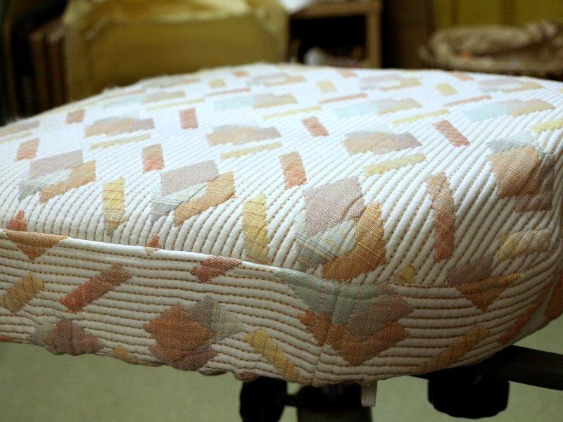 ☆ふくれ織りの椅子カバー☆_c0092953_1515859.jpg