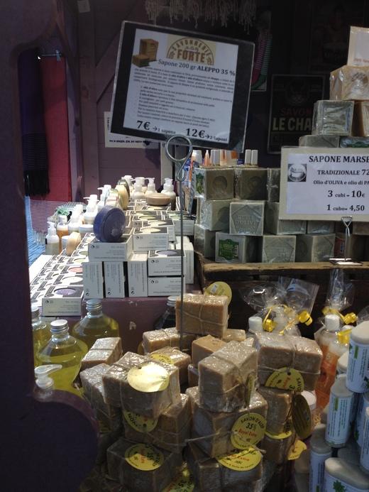 フィレンツェでフランス青空市場に行こう!_a0136671_1551380.jpg