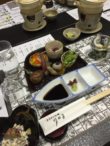 酒と肴と盃の宴〜竹取物語〜2_d0235276_19542712.jpg