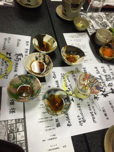 酒と肴と盃の宴〜竹取物語〜2_d0235276_19542926.jpg