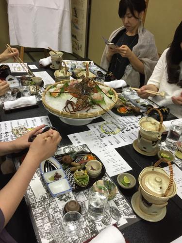 酒と肴と盃の宴〜竹取物語〜2_d0235276_19543198.jpg