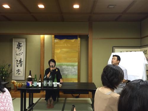酒と肴と盃の宴〜竹取物語〜2_d0235276_19543270.jpg
