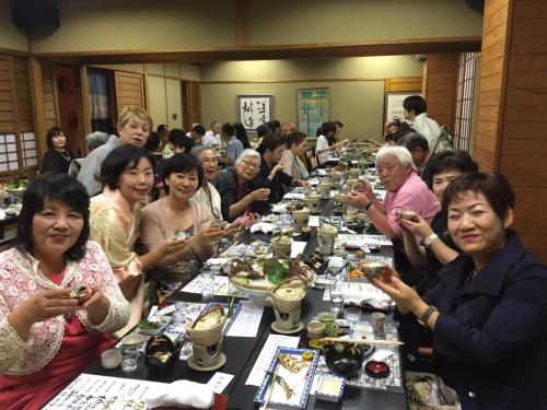 酒と肴と盃の宴〜竹取物語〜2_d0235276_19543565.jpg