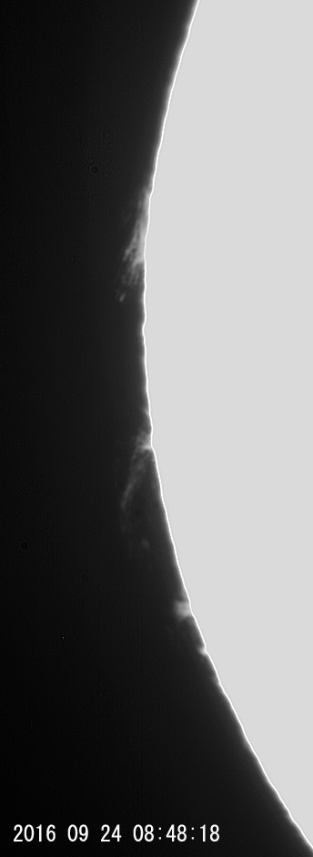 9月24日の太陽_e0174091_11542599.jpg