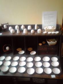 陶工房アイボリー作品展、作家在廊。皆さまへの感謝の気持ち、今後の予定_d0322493_2348483.jpg