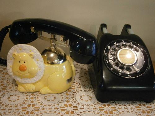 電話横のオルゴール♪_e0199317_21543865.jpg