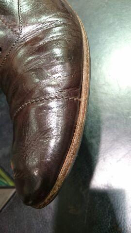 靴の側面_b0226322_18502860.jpg