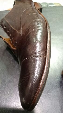 靴の側面_b0226322_18540009.jpg