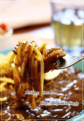カレーライス弁当と常備菜作り♪_f0348032_17430489.jpg