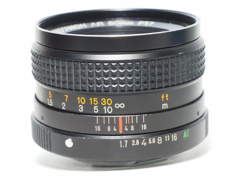 Hexanon AR 50mm F1.7_c0109833_11083543.jpg
