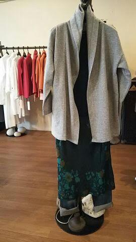BUTAPANA 6色ジャガードスカート_b0237038_18305125.jpg
