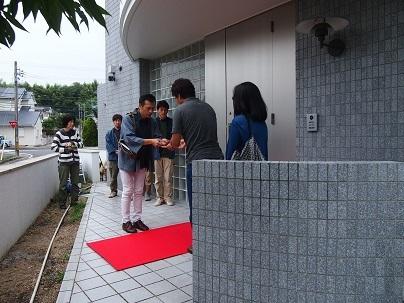 鉄筋コンクリートのリノベーション現場_e0010955_10072403.jpg