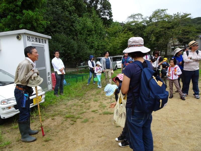 ZooCan イベント『里山で栗拾い・親子で栗ごはん作り体験』  in 孝子の森_c0108460_22293726.jpg