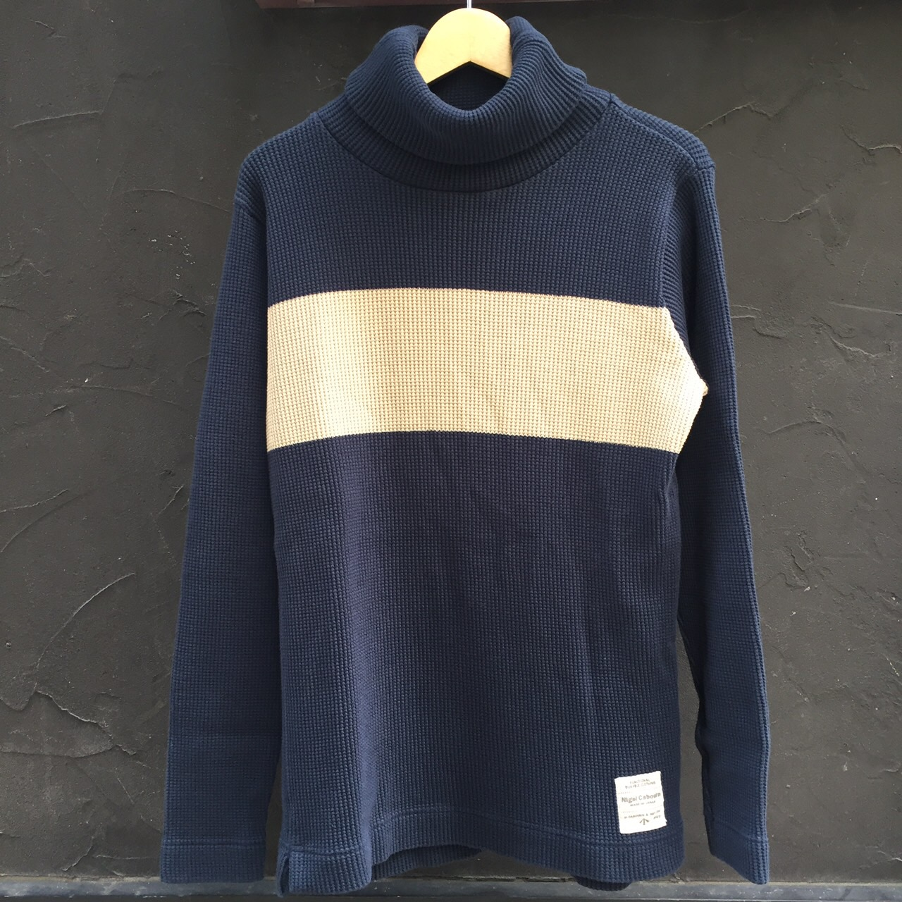 """ Nigel Cabourn / Turtleneck Shirt \""_b0121563_1136398.jpg"