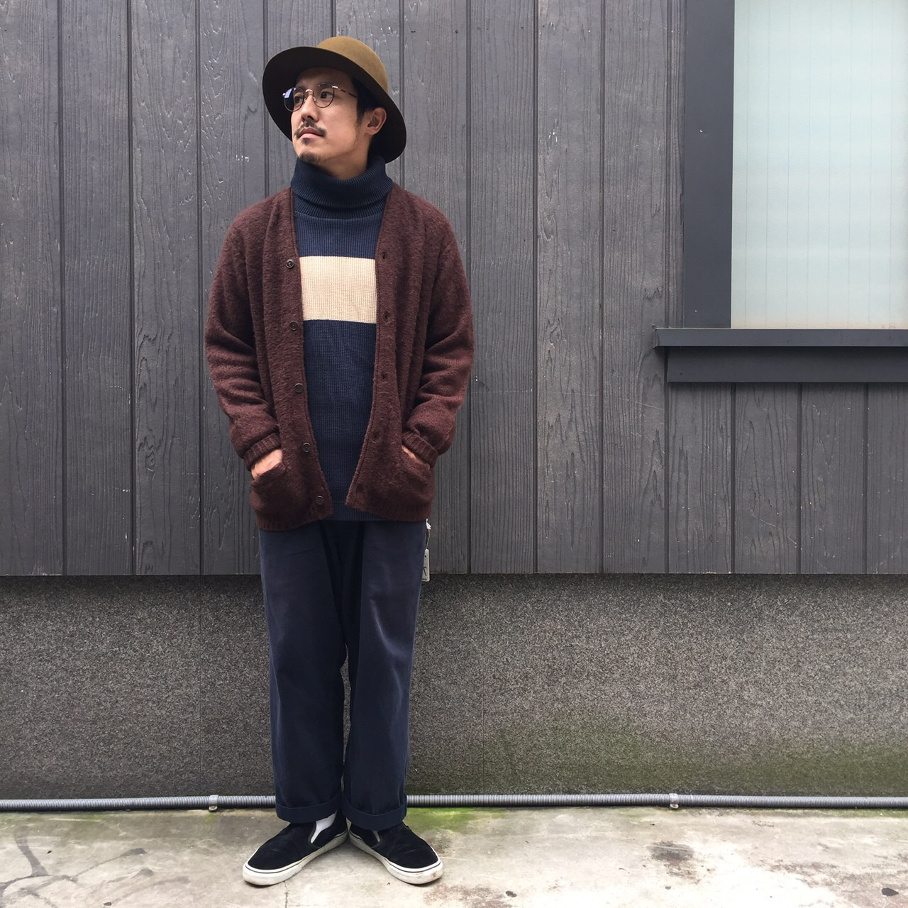 """ Nigel Cabourn / Turtleneck Shirt \""_b0121563_12111454.jpg"