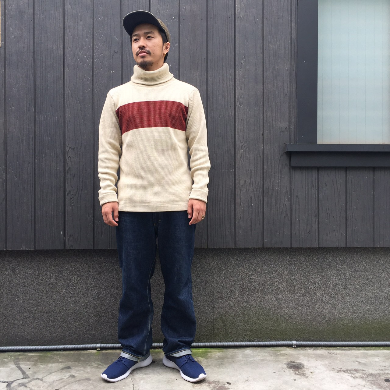 """ Nigel Cabourn / Turtleneck Shirt \""_b0121563_1291268.jpg"