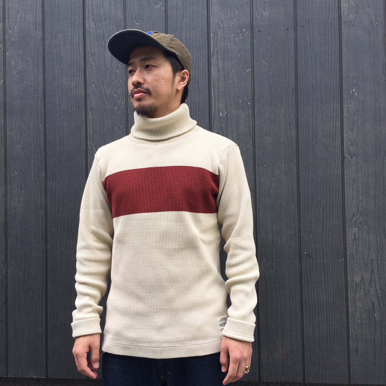 """ Nigel Cabourn / Turtleneck Shirt \""_b0121563_1293071.jpg"