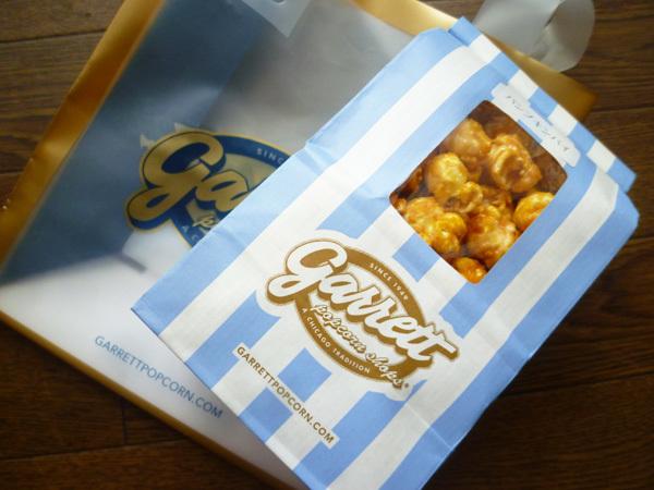 Garrett Popcorn Shops(ギャレット ポップコーン ショップス) 原宿店_c0152767_20455573.jpg