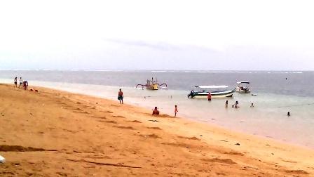 ドゥユンビーチの今朝の360度_d0083068_114929.jpg