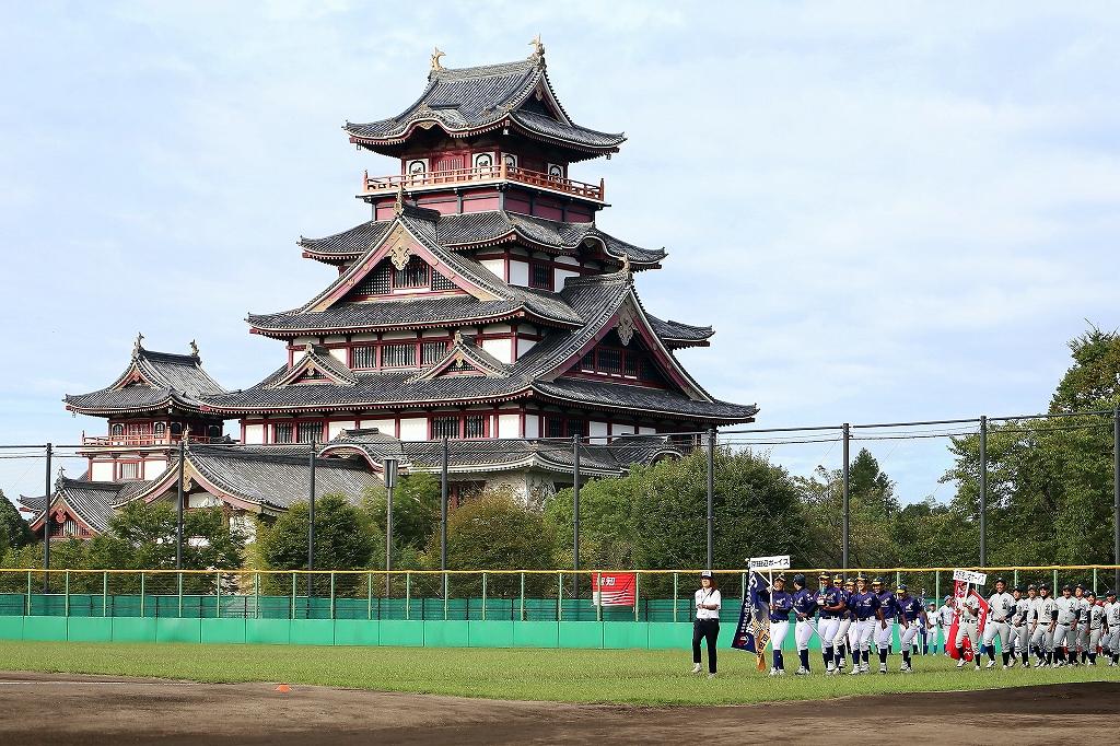 第1回日本少年野球マツダボール旗争奪3年生大会開会式_a0170082_19313329.jpg